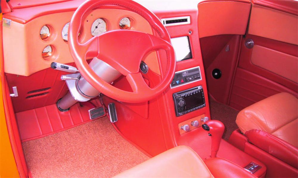 1948 FORD STREET ROD - Interior - 15788