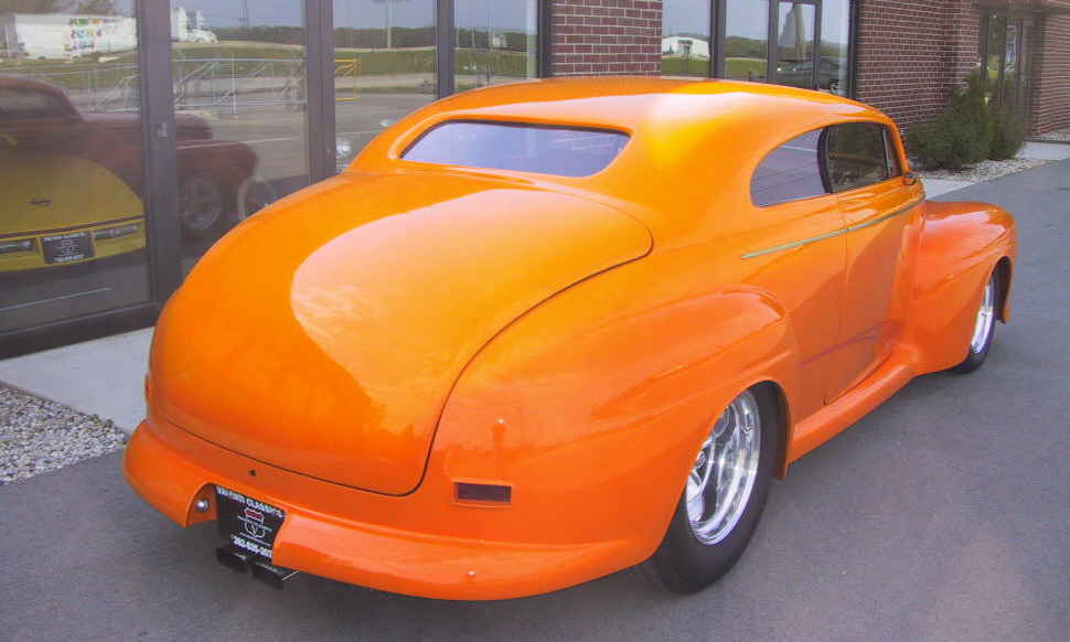1948 FORD STREET ROD - Rear 3/4 - 15788