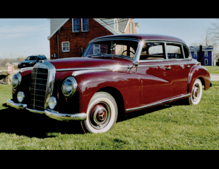 1952 MERCEDES-BENZ 4 DOOR HARDTOP -  - 15789