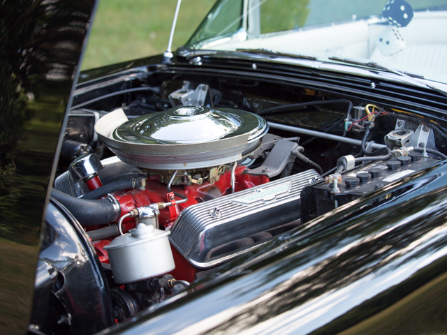 1956 FORD THUNDERBIRD CONVERTIBLE - Engine - 157905