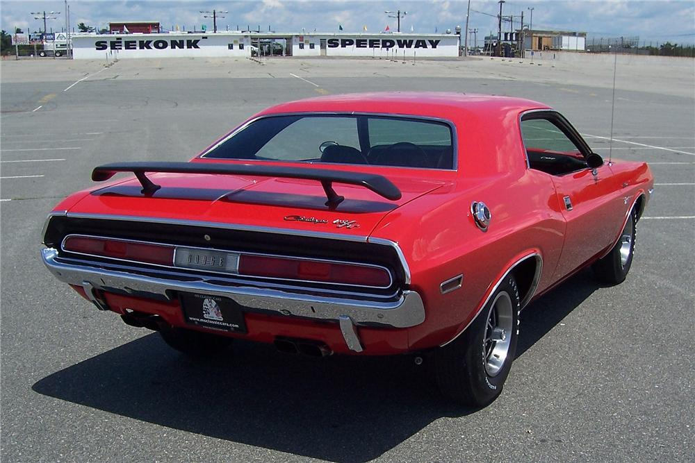 1970 dodge challenger r t 2 door coupe 157914. Black Bedroom Furniture Sets. Home Design Ideas
