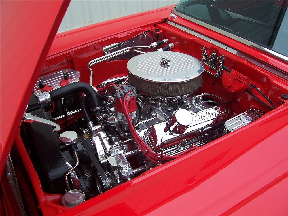 1959 FORD RANCHERO CUSTOM PICKUP - Engine - 157919