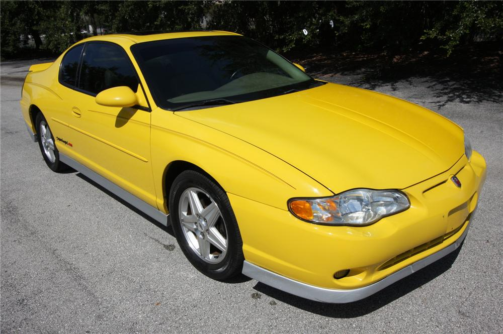 2004 CHEVROLET MONTE CARLO SS 2 DOOR COUPE - Side Profile - 157940