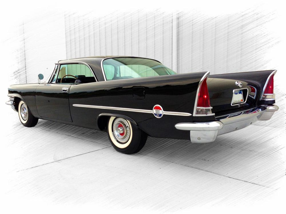 1957 CHRYSLER 300C 2 DOOR HARDTOP - Front 3/4 - 157957