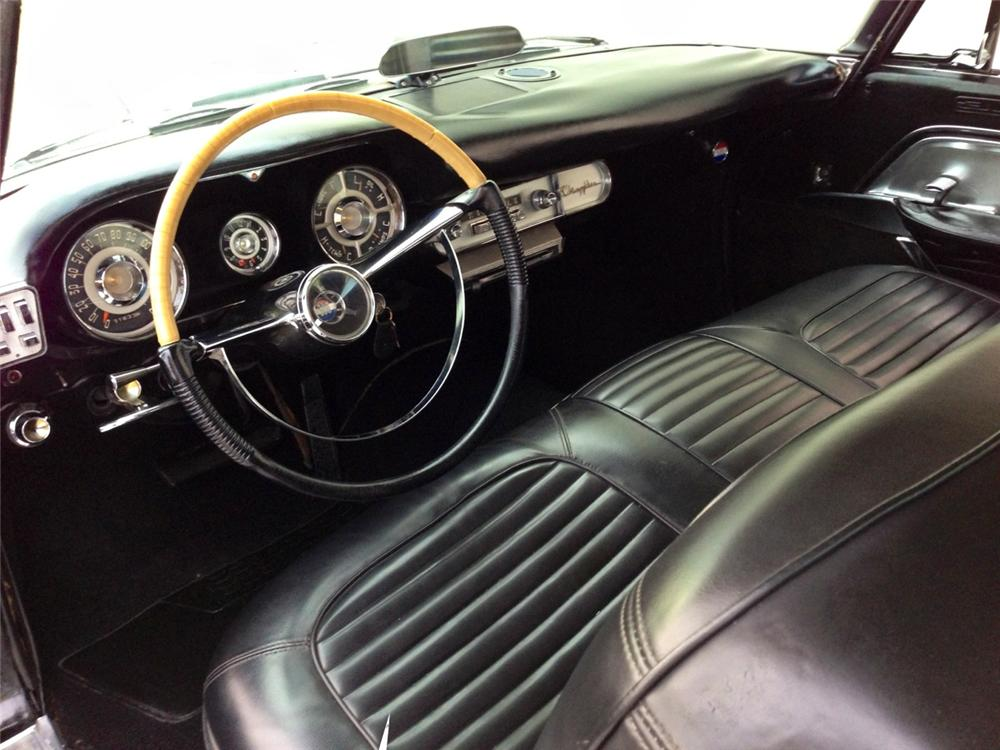 1957 CHRYSLER 300C 2 DOOR HARDTOP - Interior - 157957