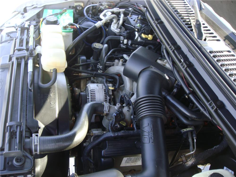 2000 FORD EXCURSION CUSTOM SUV - Engine - 157968