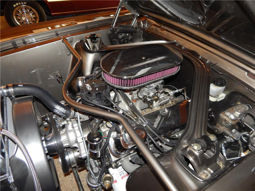 1965 FORD MUSTANG CUSTOM 2 DOOR COUPE - Engine - 157982