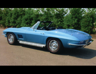 1967 CHEVROLET CORVETTE 427/435 CONVERTIBLE -  - 15814