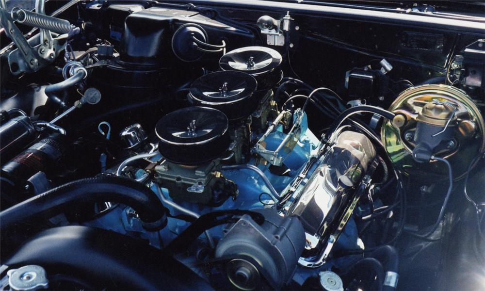1965 PONTIAC GTO CONVERTIBLE - Engine - 15816