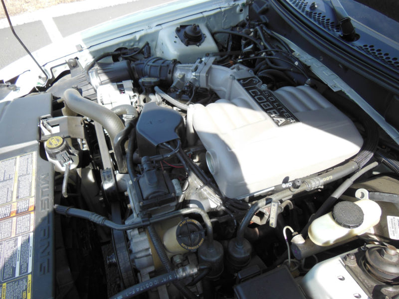 1994 FORD MUSTANG COBRA SVT 2 DOOR COUPE - Engine - 158181