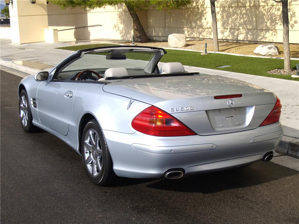 2003 mercedes benz sl500 convertible 158291 for 2003 mercedes benz sl500 owners manual