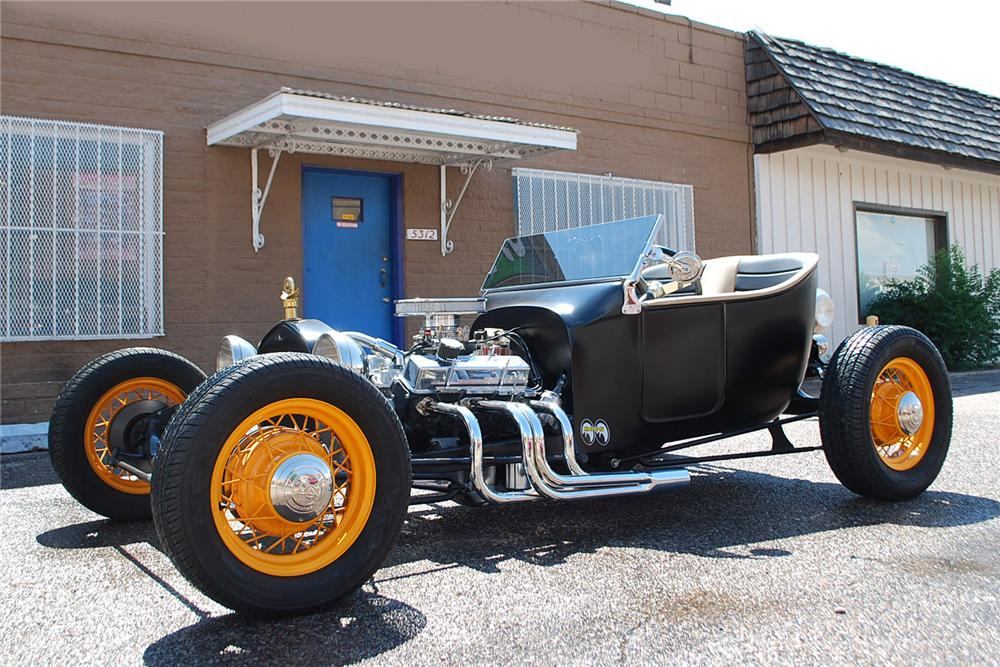 1923 FORD MODEL T CUSTOM ROADSTER - Side Profile - 158319