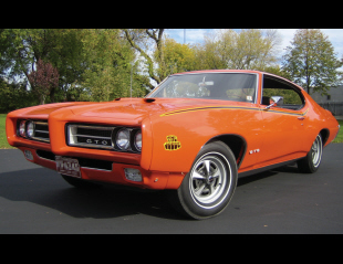 1969 PONTIAC GTO JUDGE 2 DOOR HARDTOP -  - 15833