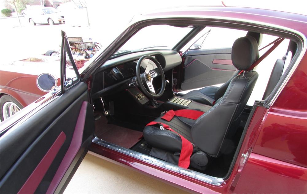 1966 FORD MUSTANG CUSTOM FASTBACK - Interior - 158366