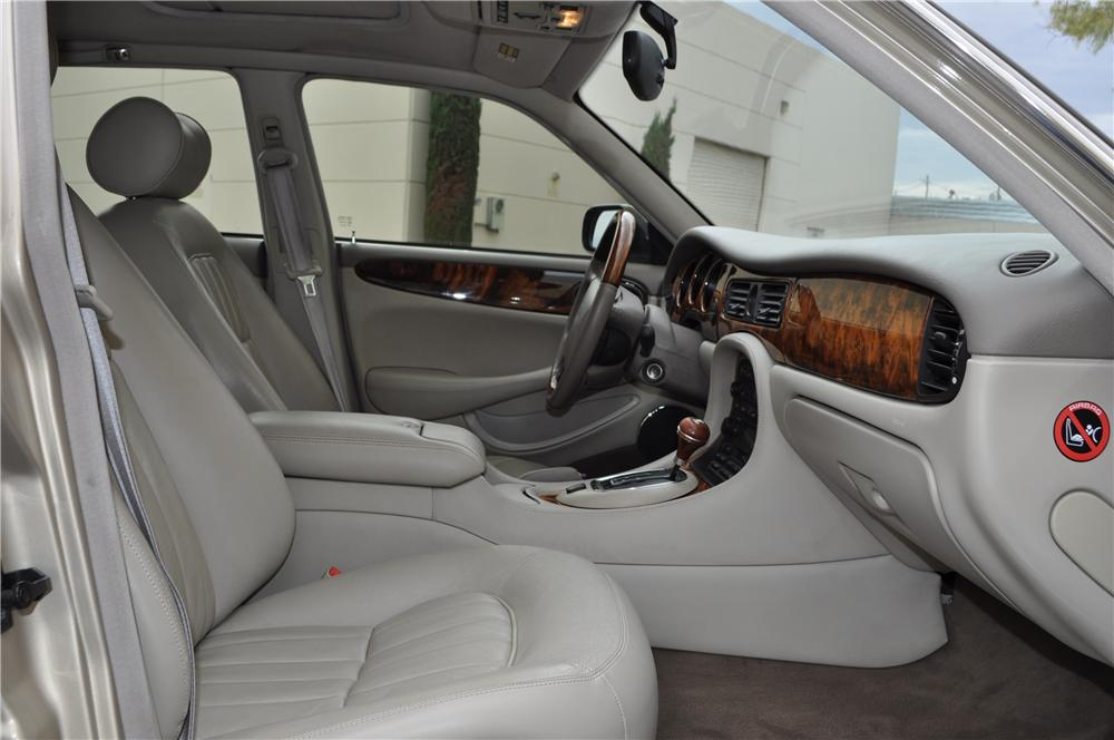 1998 JAGUAR XJ8 4 DOOR SEDAN - Interior - 158384