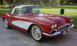 1961 CHEVROLET CORVETTE CONVERTIBLE -  - 15839