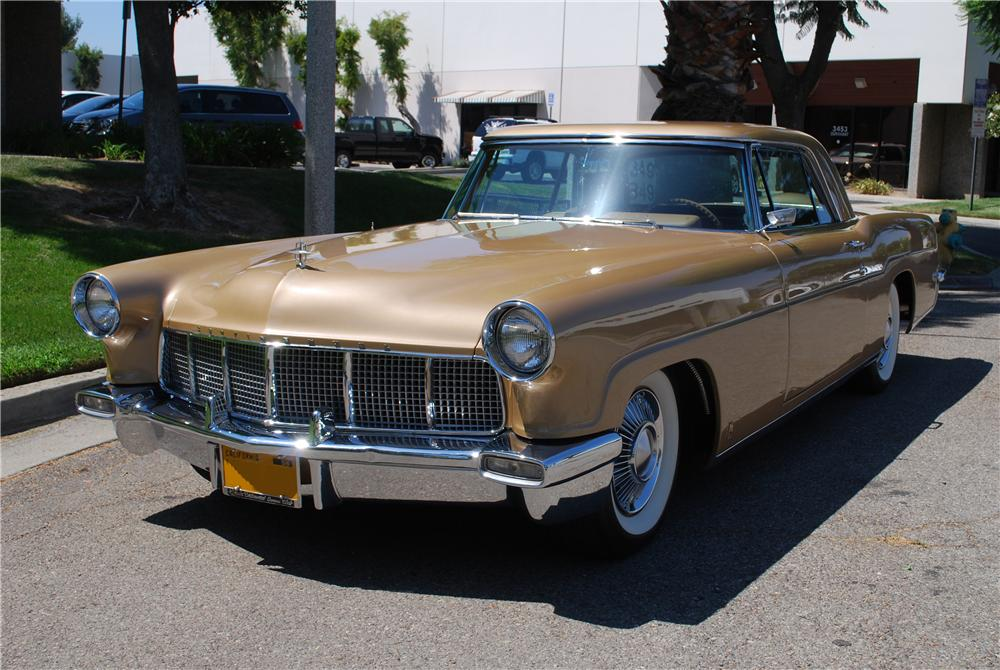 1957 LINCOLN CONTINENTAL MARK II 2 DOOR COUPE158406