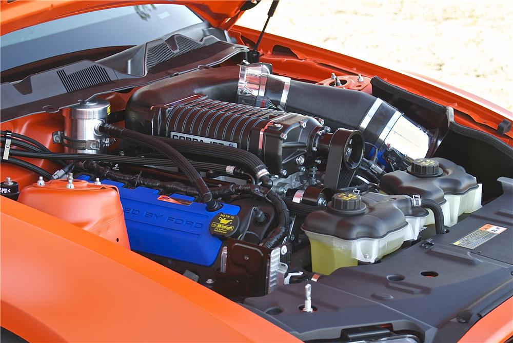 2014 FORD MUSTANG COBRA JET PROTOTYPE - Engine - 158409