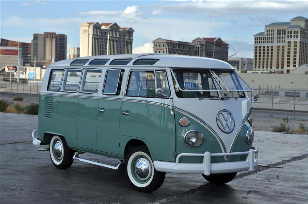 2018 volkswagen bus. simple bus 1964 volkswagen 21 window samba bus  front 34 158421 and 2018 volkswagen bus