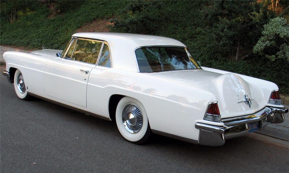 1956 Lincoln Continental Mark Ii 2 Door Hardtop 15844