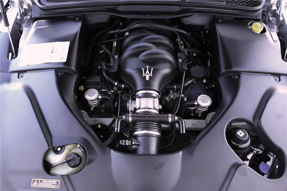 2010 MASERATI GRAND TURISMO 2 DOOR COUPE - Engine - 158441