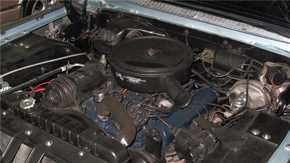 1964 CADILLAC ELDORADO CONVERTIBLE - Engine - 158514