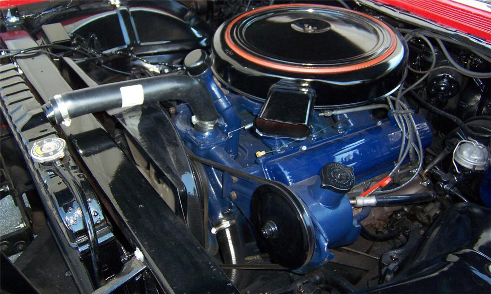 1959 CADILLAC SERIES 62 CONVERTIBLE RE-CREATION - Engine - 15866