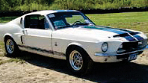 1968 SHELBY GT350 FASTBACK - Front 3/4 - 15867