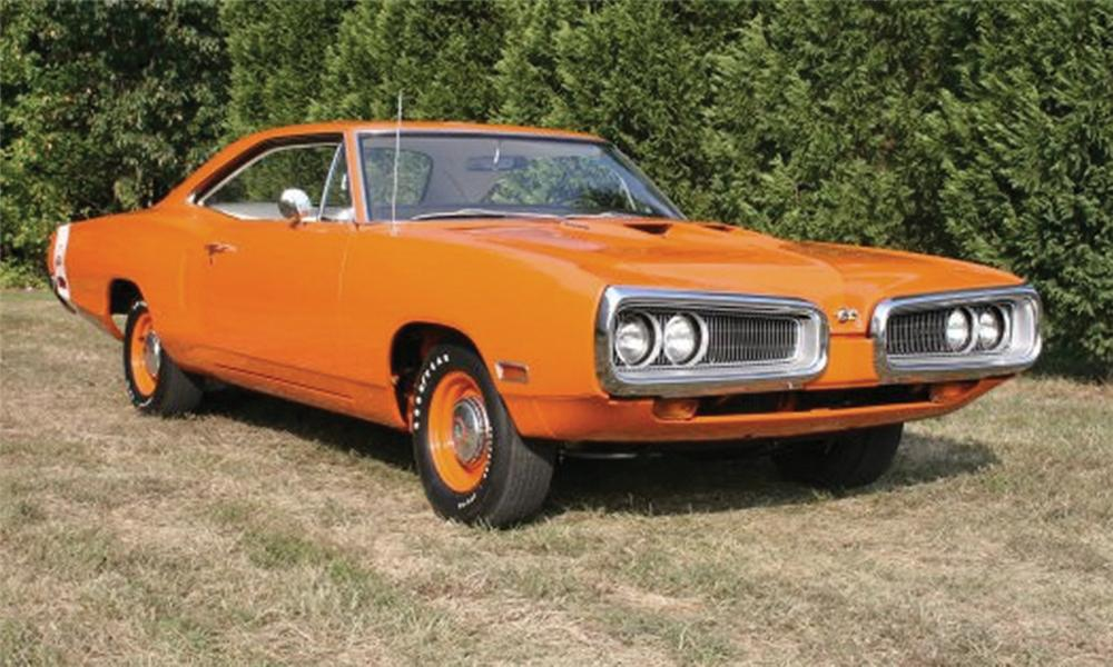 1970 DODGE SUPER BEE 2 DOOR HARDTOP - Front 3/4 - 15874