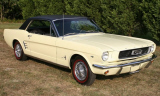 1966 FORD MUSTANG COUPE -  - 15882