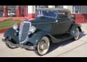 1934 FORD 40 CABRIOLET -  - 15886