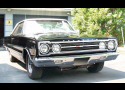 1967 PLYMOUTH HEMI SATELLITE 2 DOOR HARDTOP -  - 15887