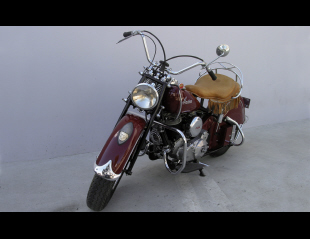 1947 INDIAN CHIEF MOTORCYCLE -  - 15897