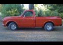 1967 CHEVROLET SHORT WIDE PICKUP -  - 15900