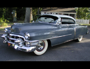 1953 CADILLAC SERIES 62 2 DOOR HARDTOP -  - 15901