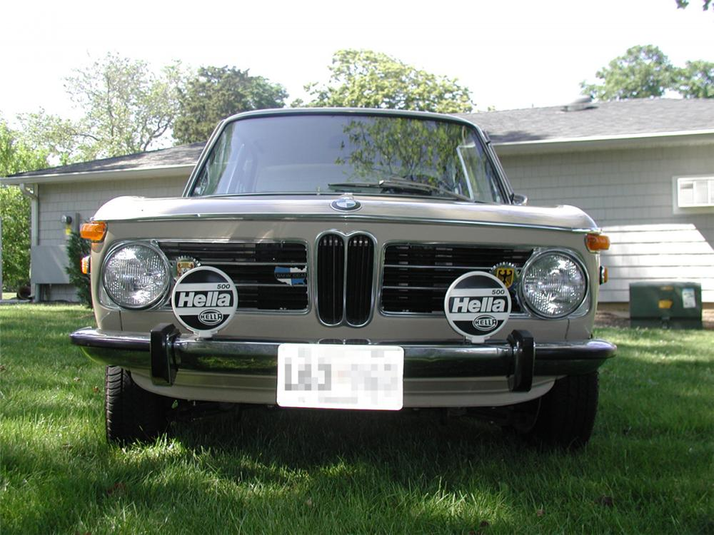 1973 BMW 2002 2 DOOR SEDAN - Engine - 15903