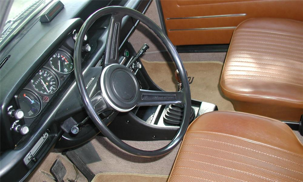 1973 BMW 2002 2 DOOR SEDAN - Interior - 15903