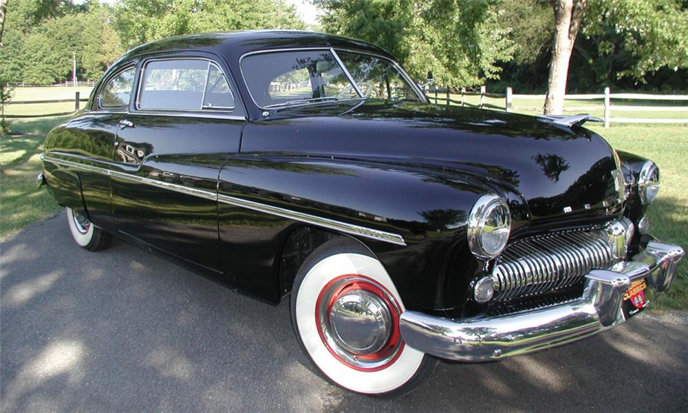 1949 mercury 2 door hardtop 15904