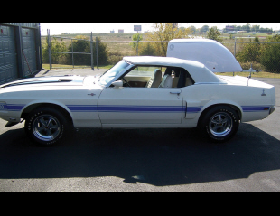 1970 SHELBY GT500 1 OF 1 CONVERTIBLE -  - 15907