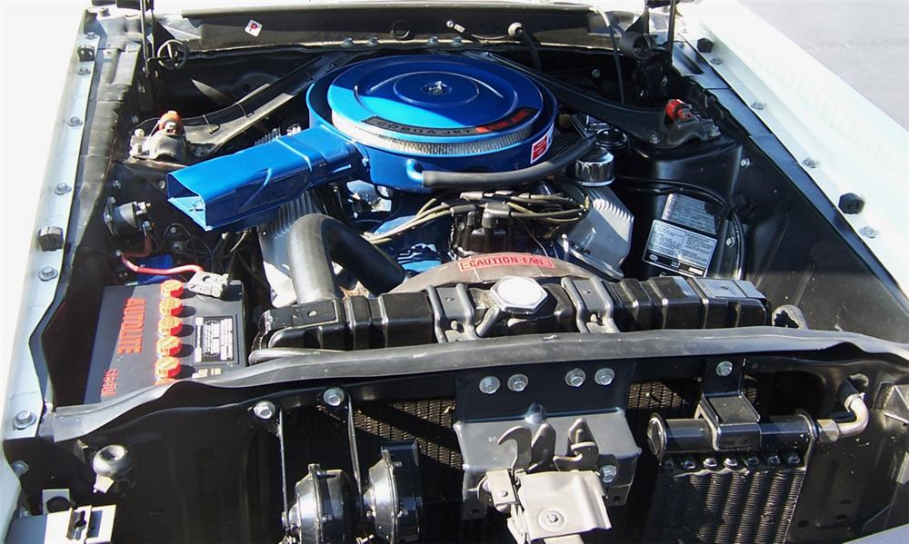 1970 SHELBY GT500 1 OF 1 CONVERTIBLE - Engine - 15907