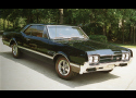 1966 OLDSMOBILE 442 2 DOOR HARDTOP -  - 15912