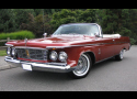 1963 CHRYSLER IMPERIAL CROWN CONVERTIBLE -  - 15924