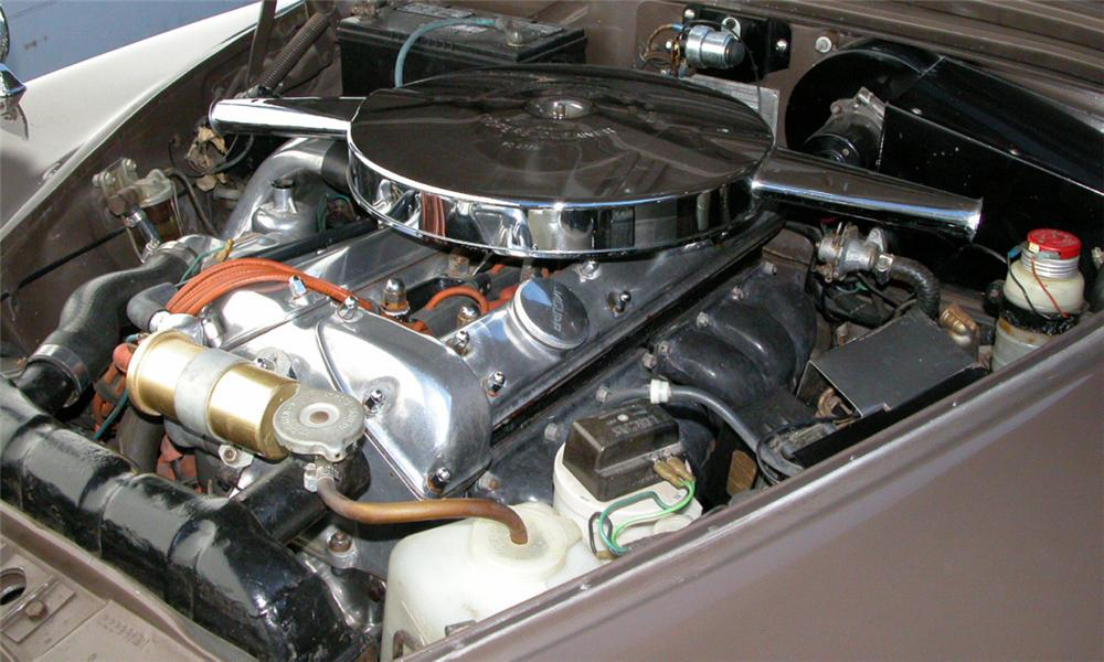 1963 JAGUAR MARK II SALOON - Engine - 15933