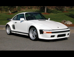 1985 PORSCHE 930 TURBO SLANT NOSE COUPE -  - 15934