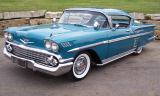 1958 CHEVROLET IMPALA SPECIAL SPORT COUPE -  - 15952