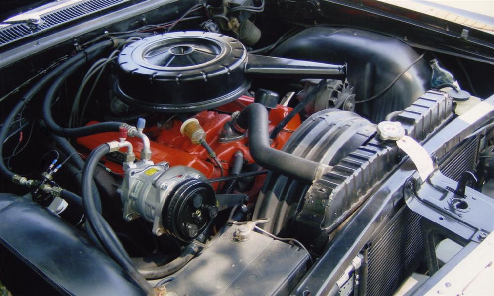 1964 CHEVROLET IMPALA SS CONVERTIBLE - Engine - 15956