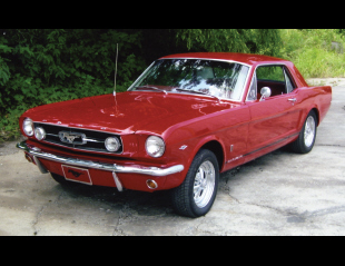 1965 FORD MUSTANG COUPE -  - 15958