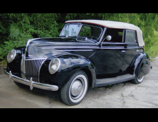 1939 FORD 4 DOOR CONVERTIBLE -  - 15959