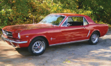1966 FORD MUSTANG COUPE -  - 15962