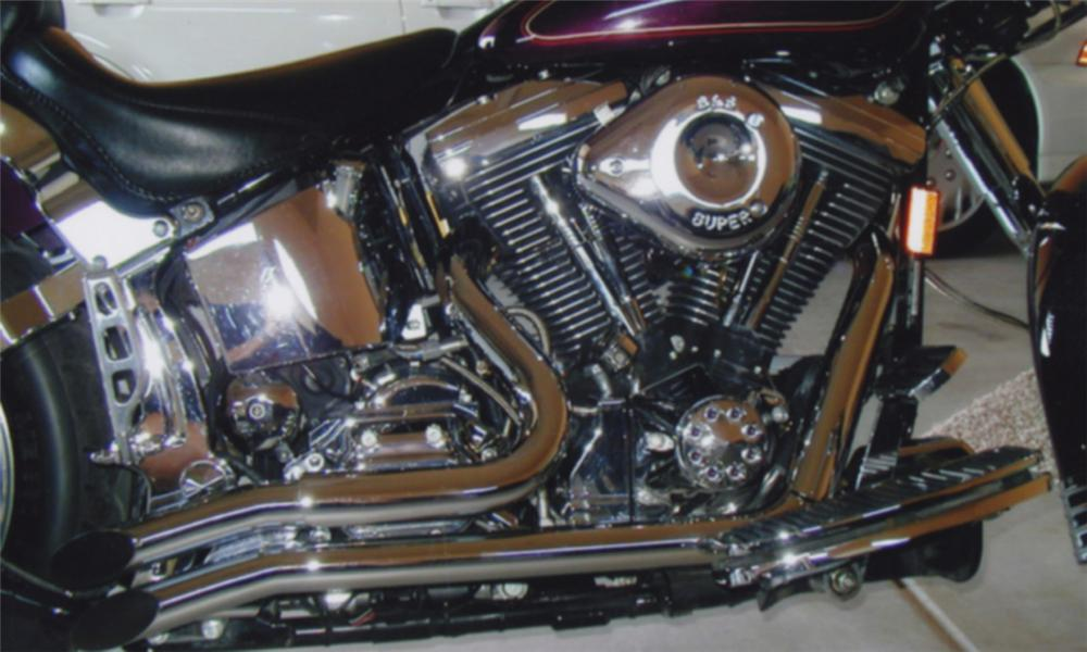 1996 HARLEY-DAVIDSON SOFTAIL CLASSIC MOTORCYCLE - Engine - 15976